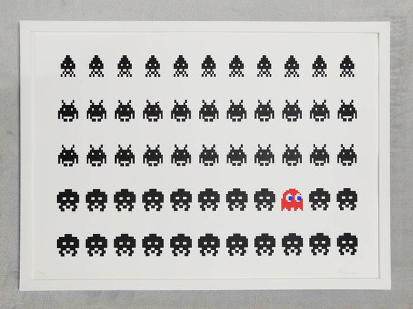 Stender | Asylum Seeker Screen Print