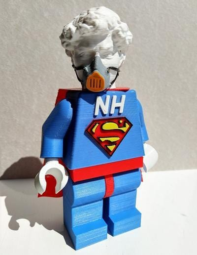 NHS Superhero