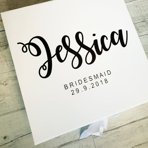 Bridal Proposal / Gift Boxes - Deluxe