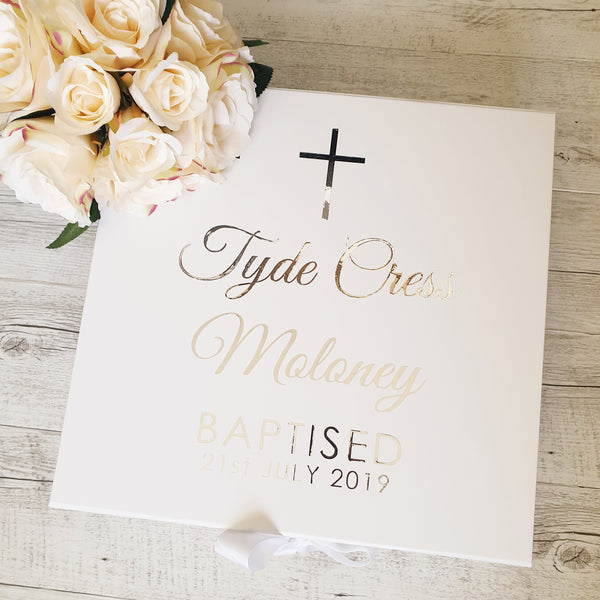 Catholic Sacrament Gift Boxes - Deluxe