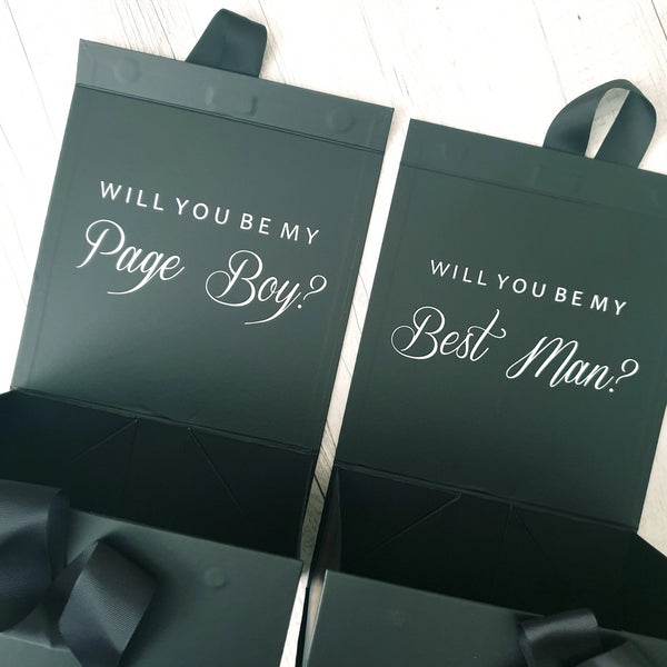 Bridal Proposal / Gift Boxes - Original