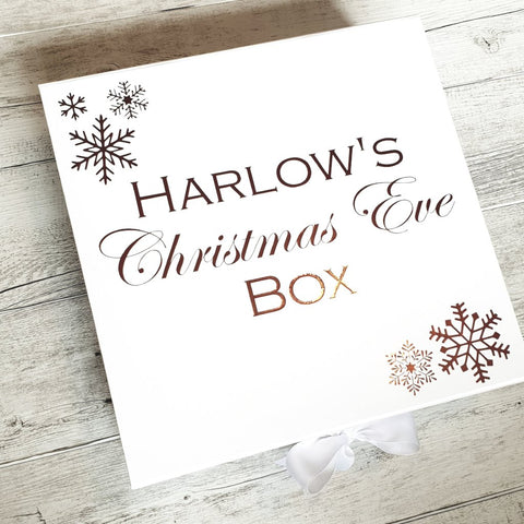 Christmas Keepsake / Gift Box - Original