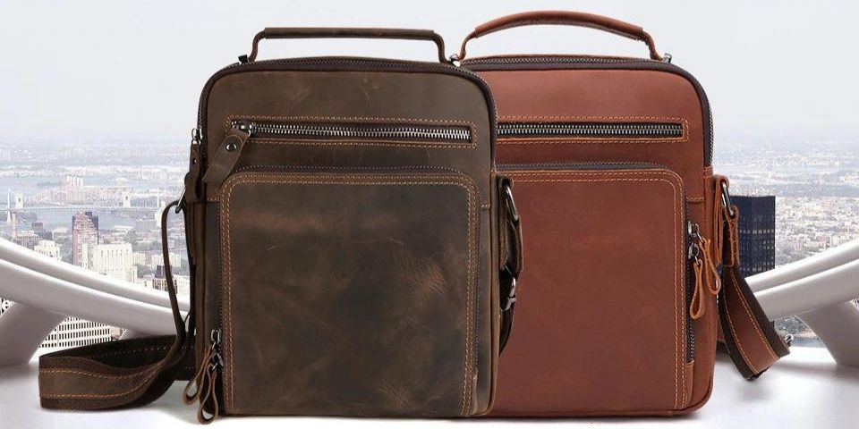 Men's Purses The Ultimate Buying Guide