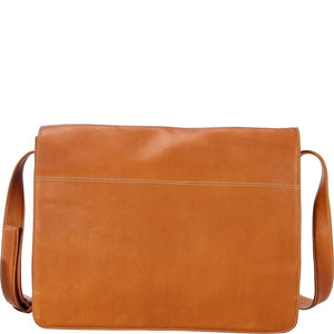 The West End 15 Inch Laptop Leather Messenger Bag For Men Handcrafted