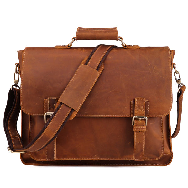 Men's Leather Bags The Daily