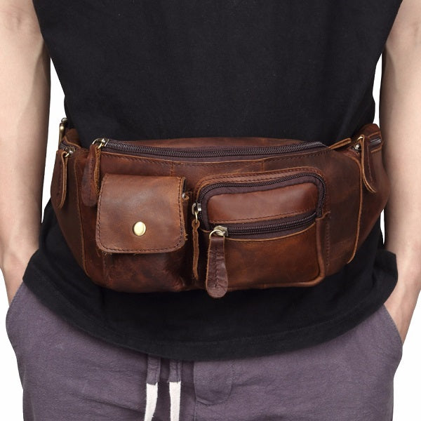 The Fanny Pack Men's Bum Bag Hip and Waist Pack Hip