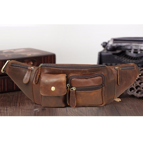 The Fanny Pack Men's Bum Bag Hip and Waist Pack Styled