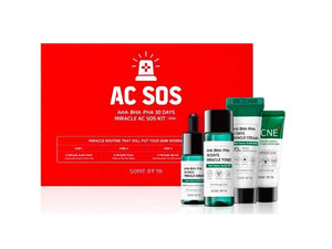 Some By Mi AHA.BHA.PHA 30 Days Miracle AC SOS Kit