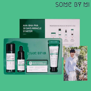 SOME BY MI AHA, BHA, PHA 30 Days Miracle Starter Set