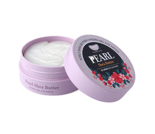 KOELF Pearl & Shea Butter Mask Pack  Eye Patch