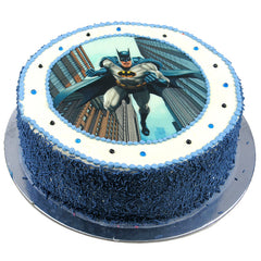 Batman cake - Buttercream
