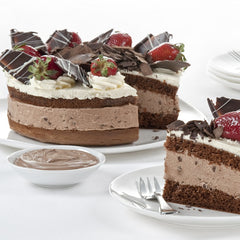 - Chocolate Mousse Cake