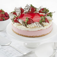 - Strawberry Cheesecake