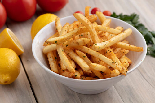 French Fries at California Fish Grill