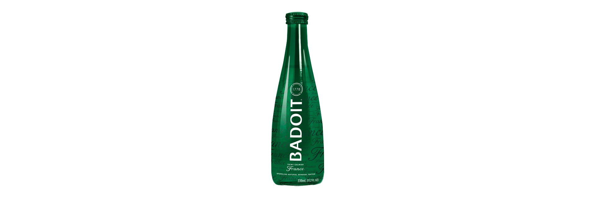 Badoit Bottle Water