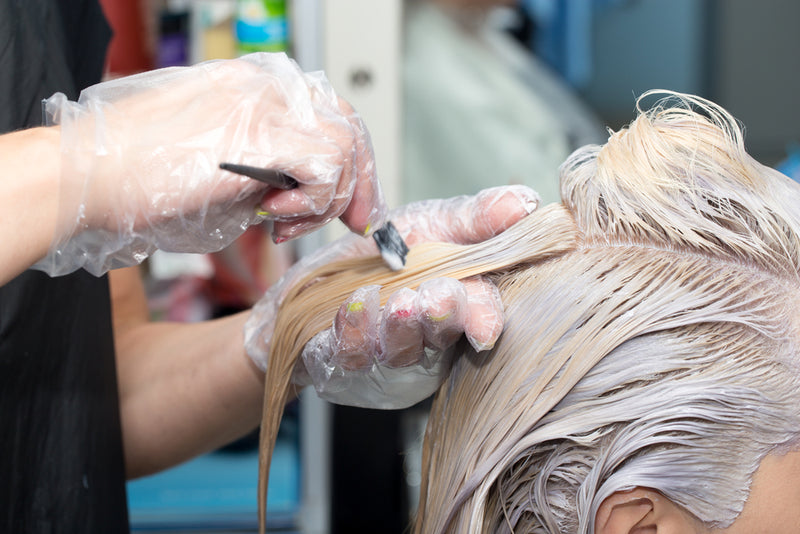 Should You Bleach Your Hair With Hydrogen Peroxide?