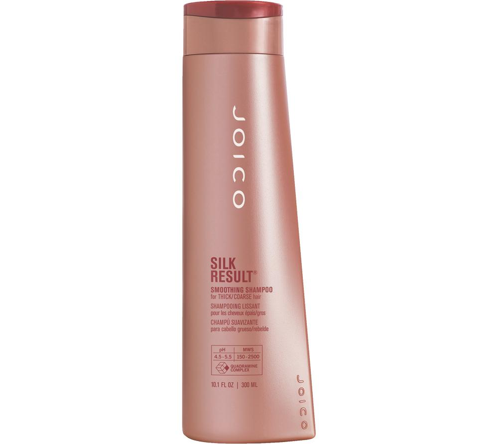Silk Result smoothing shampoo