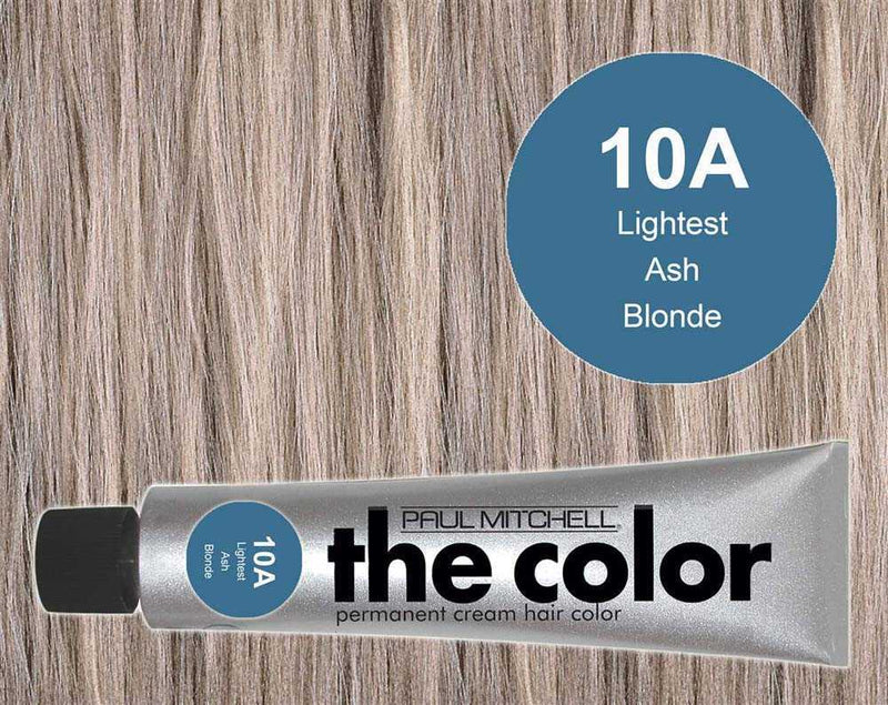 The Color 10A Lightest Ash Blonde
