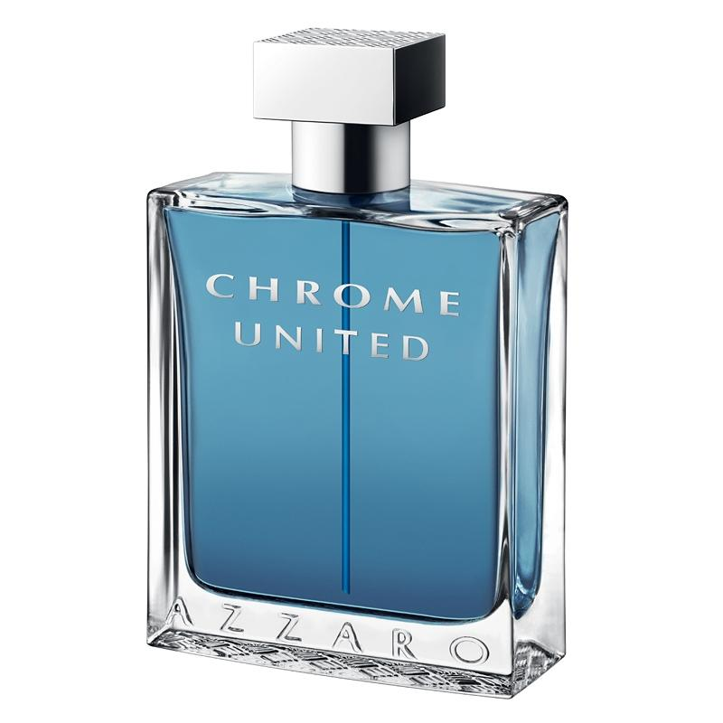 Chrome United eau de toilette spray