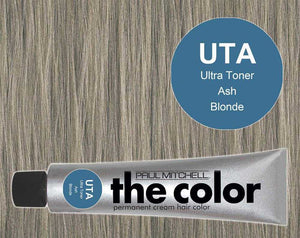 The Color UTA Ultra Ash Blonde