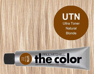 The Color UTN Ultra Neutral Blonde
