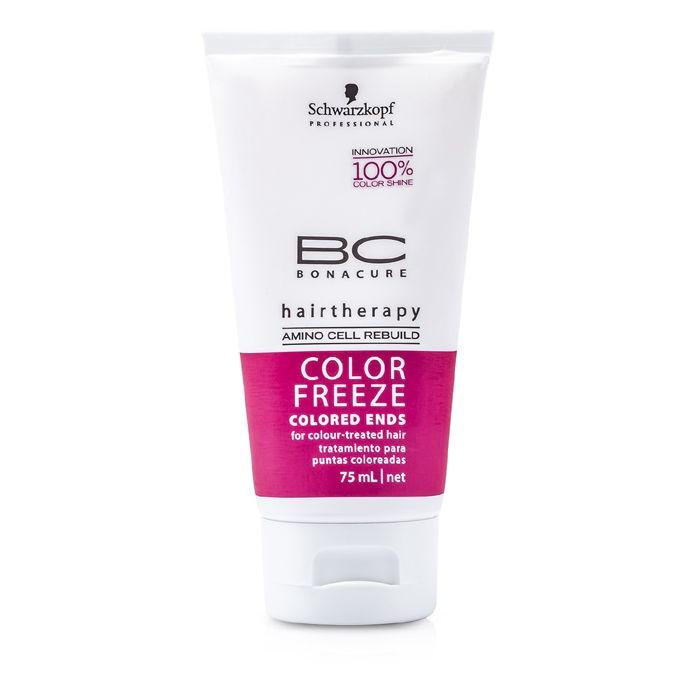 BC Bonacure Color Freeze colored ends