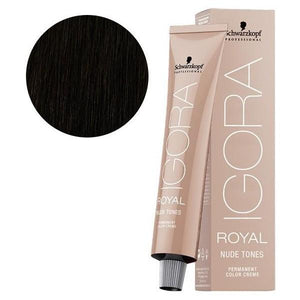 Igora 6-46 Dark Blonde Beige Chocolate - Royal Nude