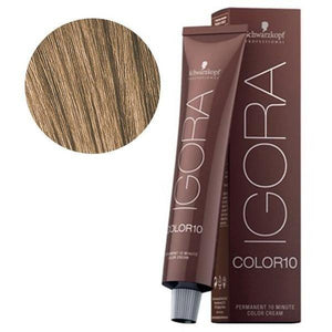 Igora 7-7 Medium Blonde Copper - Color 10