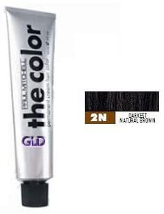 The Color 2N Darkest Natural Brown