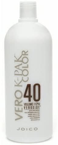 Oxydant Vero K-Pak Color Creme Developer 40 Volume