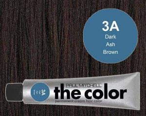 The Color 3A Dark Ash Brown