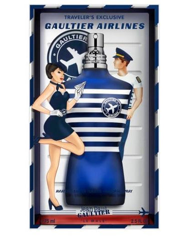 """Le Male"" Aviator eau de toilette spray"