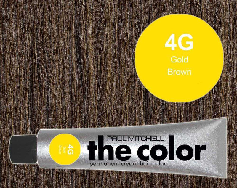 The Color 4G Gold Brown