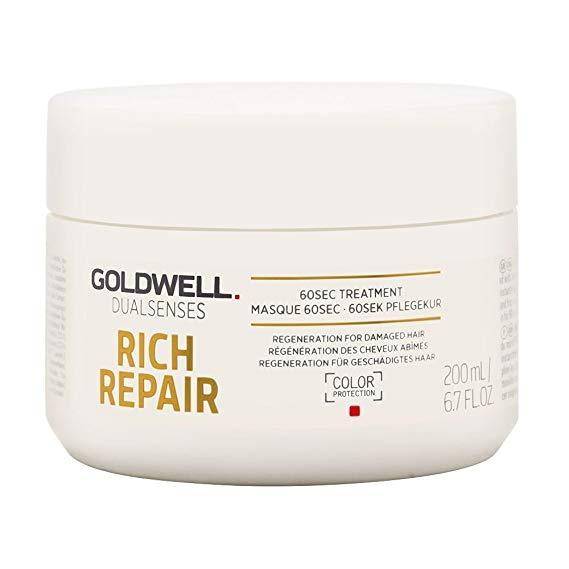 Dualsenses Rich Repair 60 Sec Treatment Masque