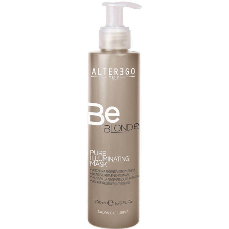 Be Blonde Pure Illuminating Mask