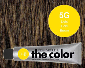The Color 5G Light Golden Brown