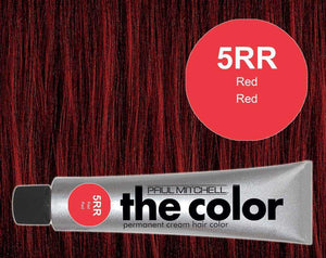 The Color 5RR Red Red