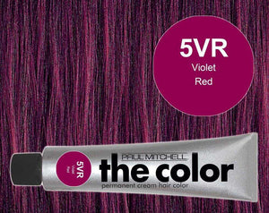 The Color 5VR Violet Red