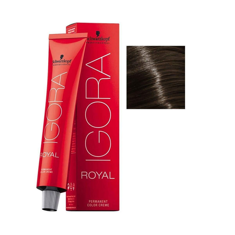 Igora 5-0 Light Brown - Royal