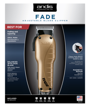 Fade Professional Hair Clipper item # 66245