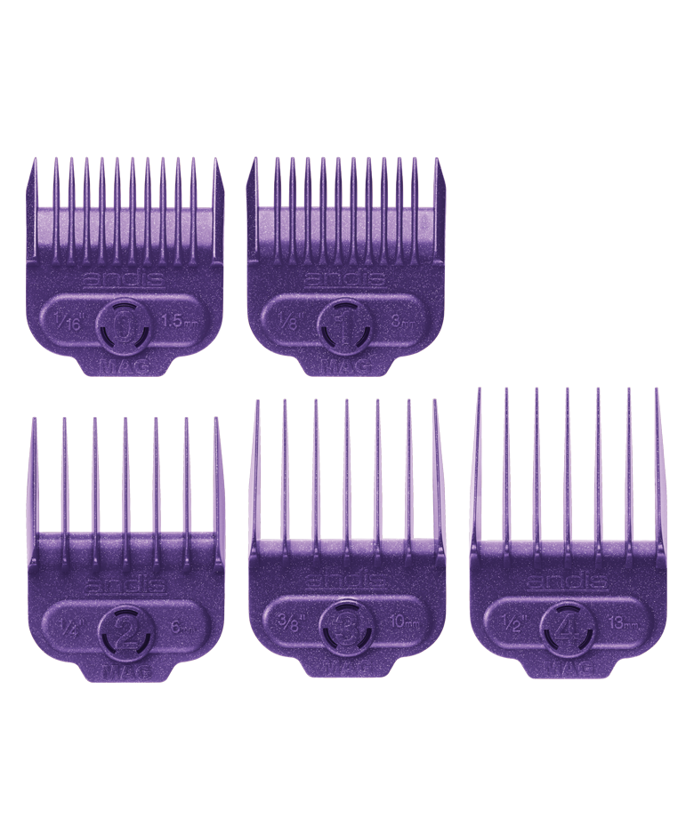 Magnetic Guards Comb Set (Single Magnet) Item #66345
