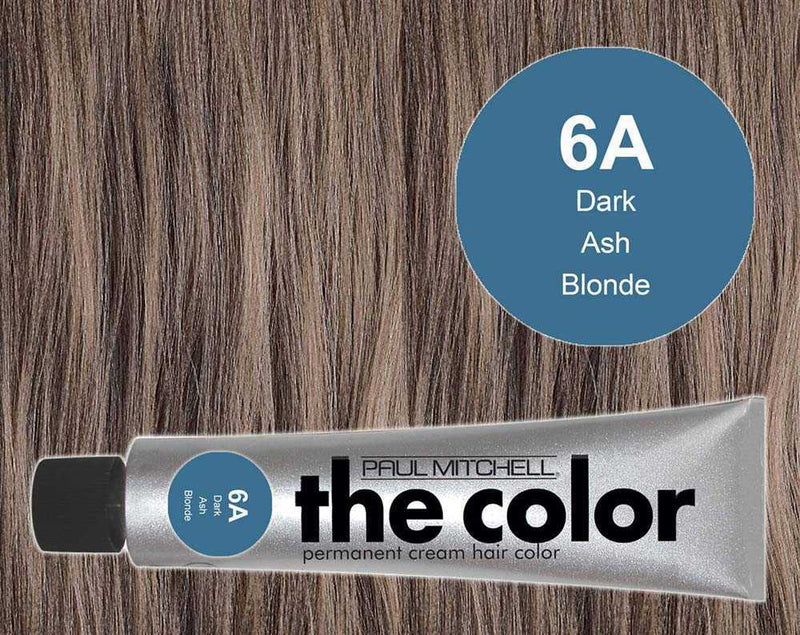 The Color 6A Dark Ash Blonde