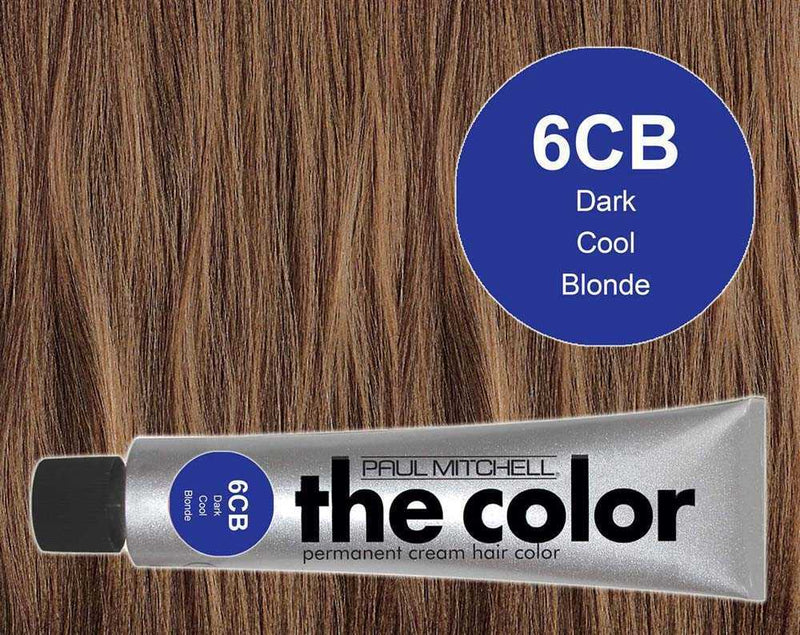 The Color 6CB Dark Cool Beige Blonde