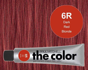 The Color 6R Dark Red Blonde