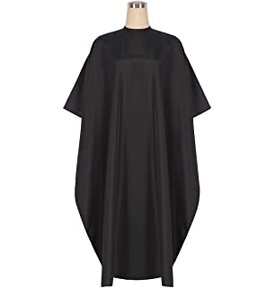 XL Oval Cutting Cape Snap Neck