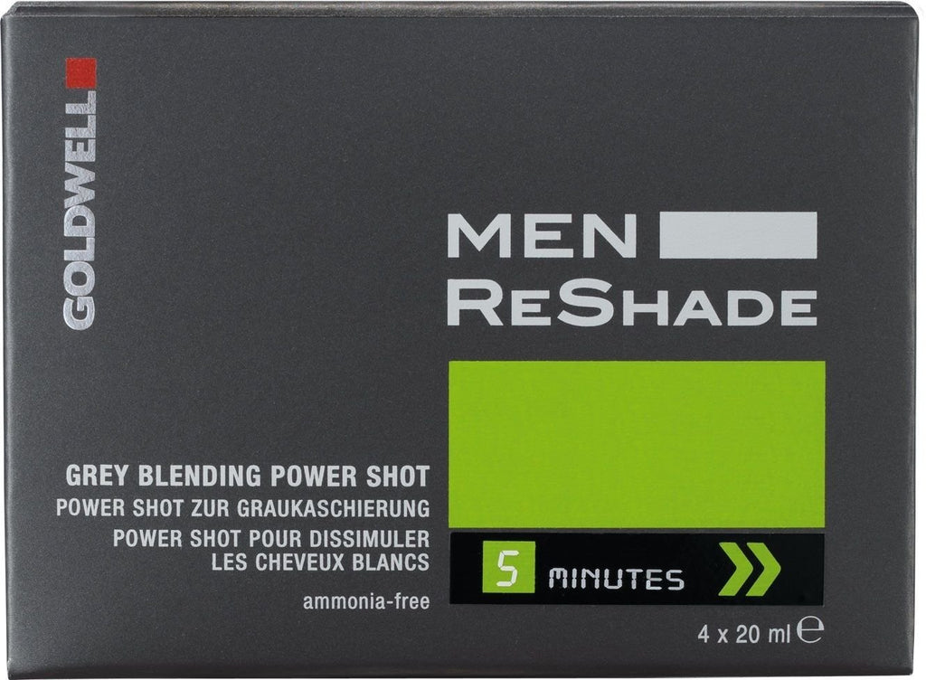 Men ReShade Grey Blending Power Shot 5CA