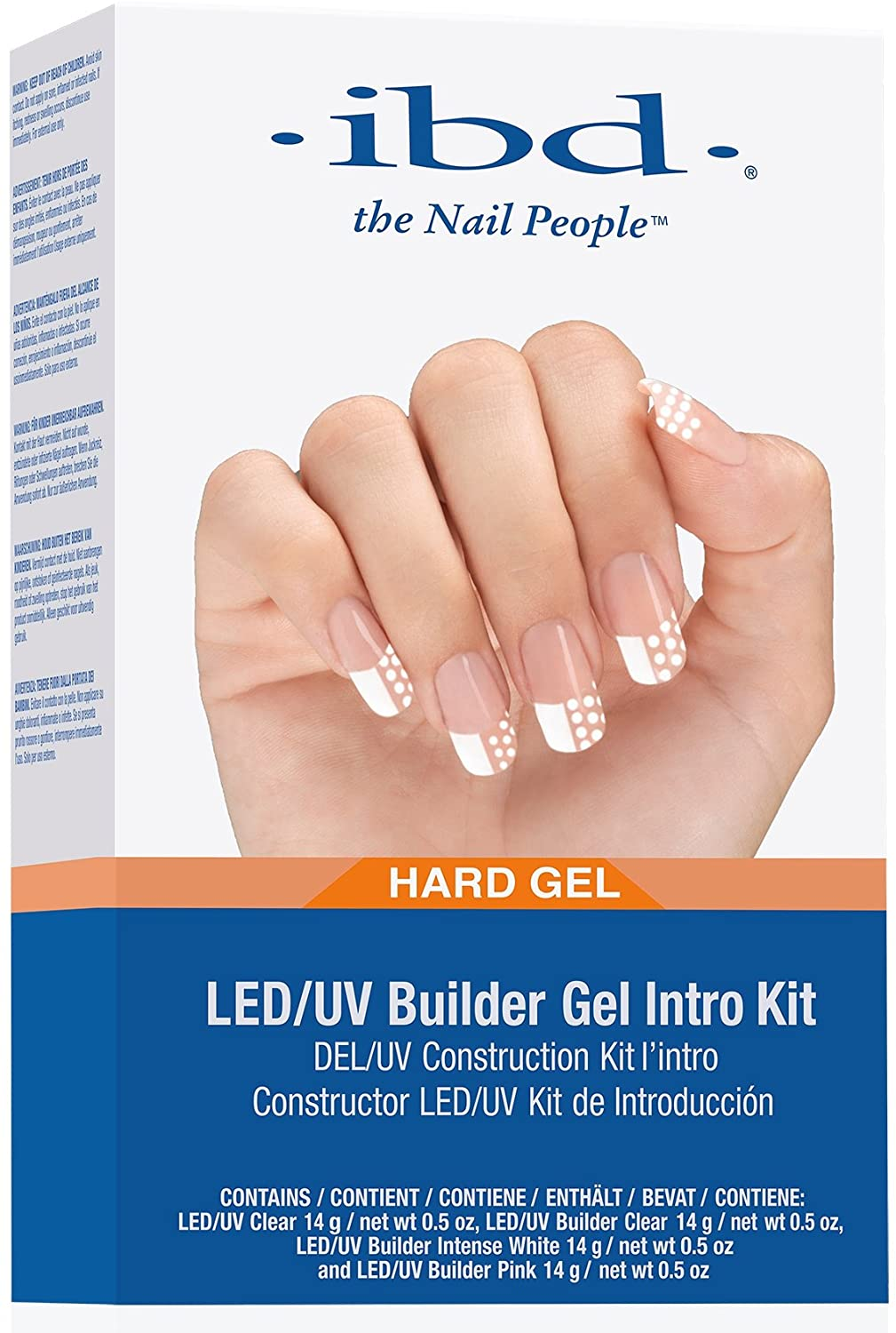 LED/UV Builder gel kit