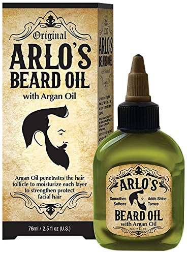 Beard Oil With Argan Oil