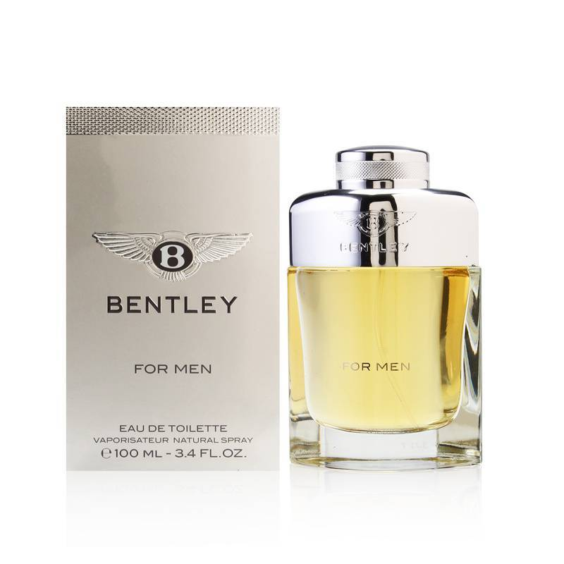 BENTLEY eau de toilette spray