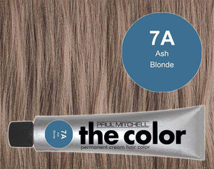 The Color 7A Medium Ash Blonde